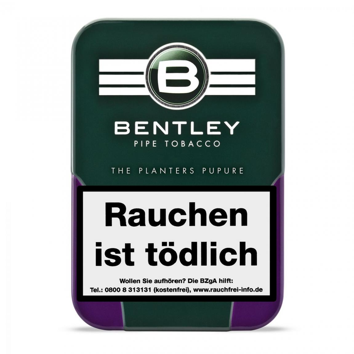 Bentley »The Planters Purpure« 100g Dose
