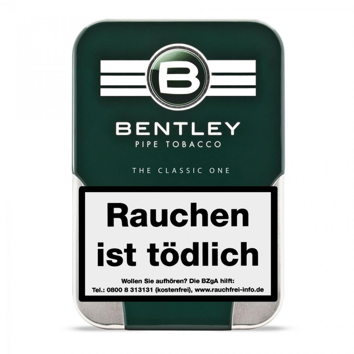 Bentley »The Classic One« 100g Dose