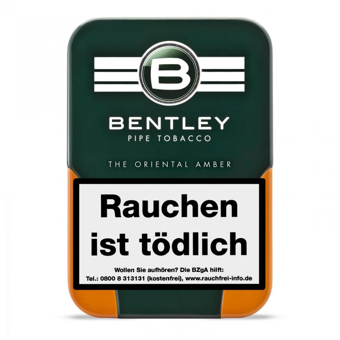Bentley »The Oriental Amber« 100g Dose
