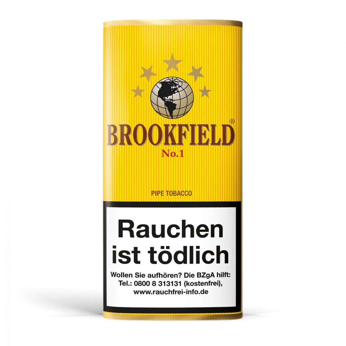 Brookfield No. 1, 50g Pouches