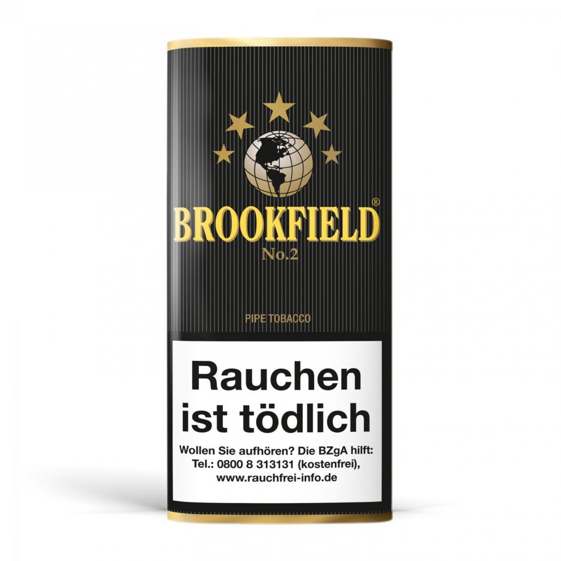 Brookfield No. 2, 50g Pouches