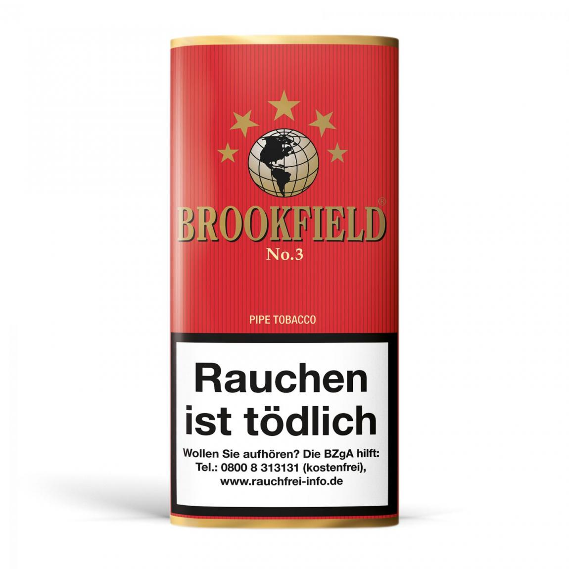 Brookfield No. 3, 50g Pouches