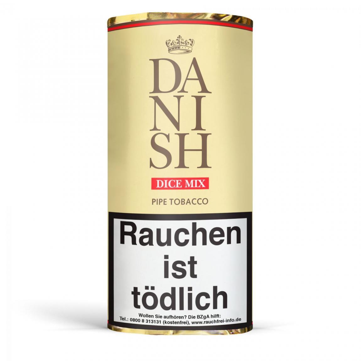 Danish Dice Mix 50g Pouch