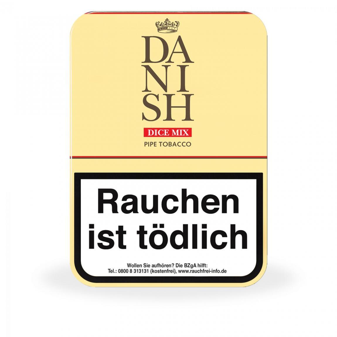 Danish Dice Mix 100g Dose