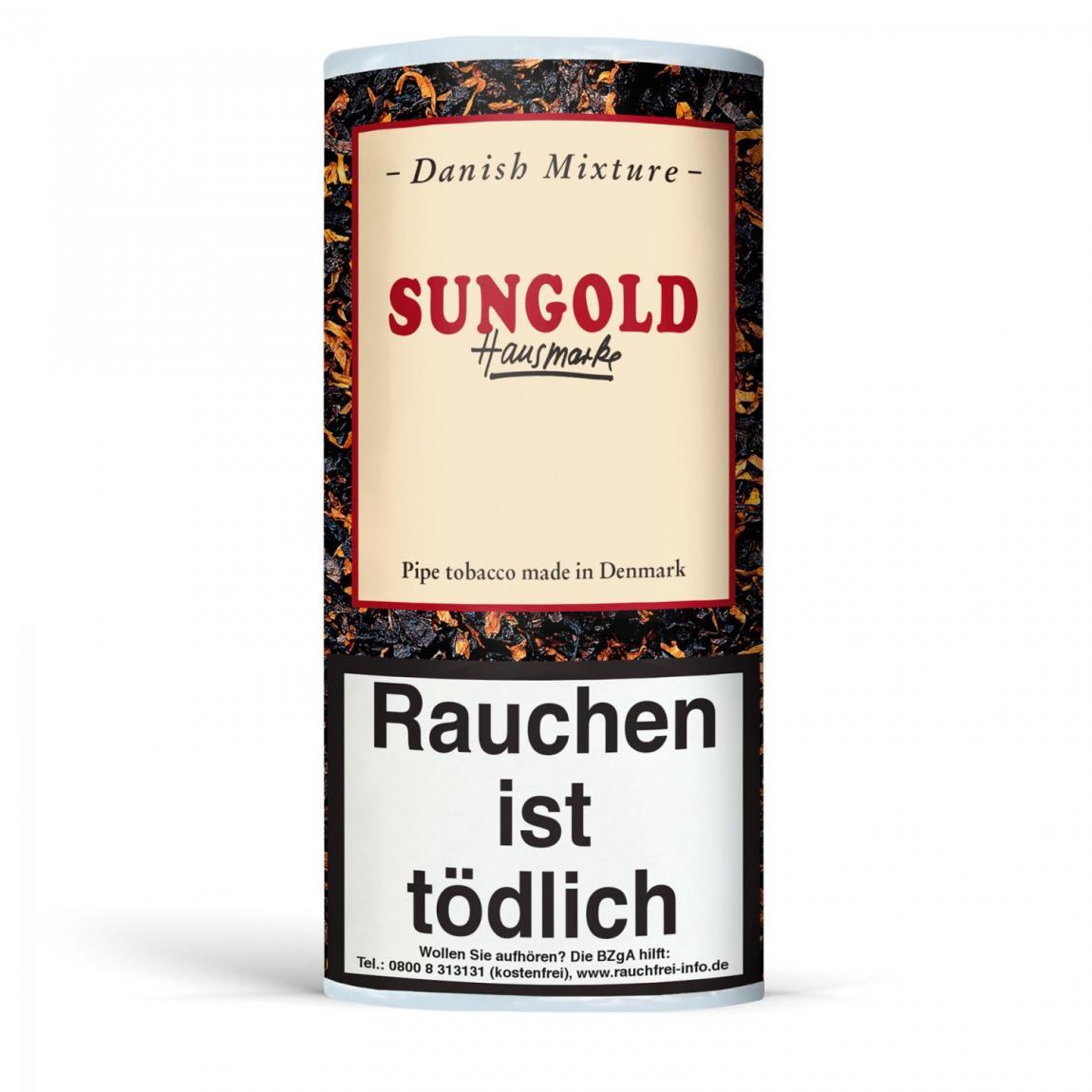 Hausmarke »Danish Mixture Sungold« 50g Pouch