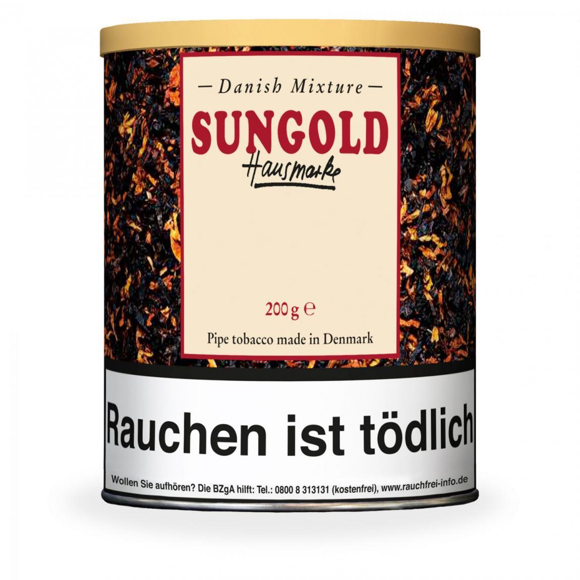 Hausmarke »Danish Mixture Sungold« 200g Dose