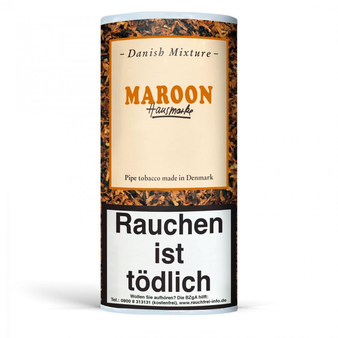 Hausmarke »Danish Mixture Maroon« 50g Pouch
