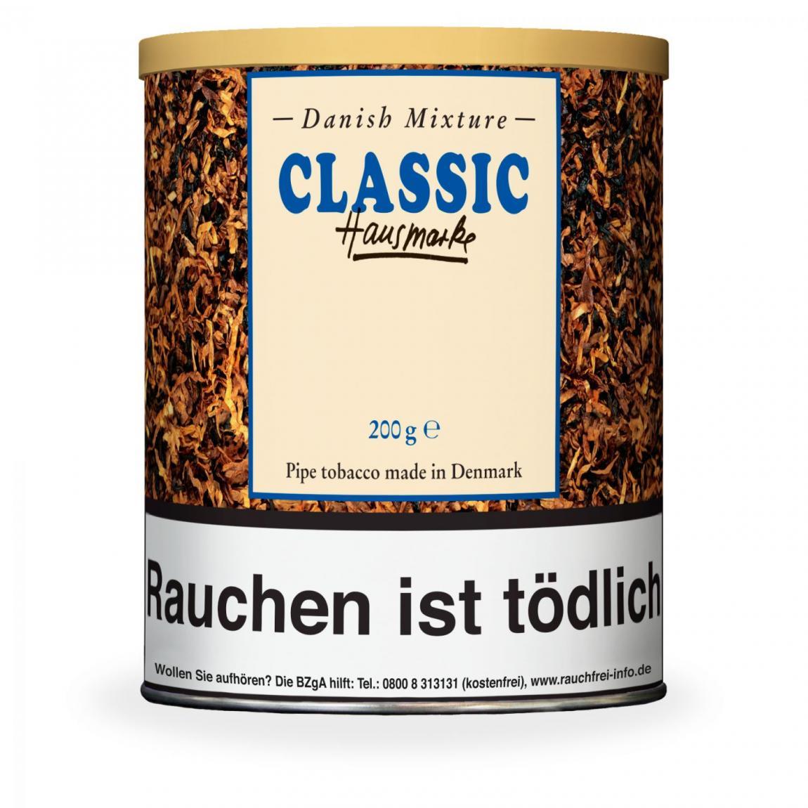 Hausmarke »Danish Mixture Classic« 200g Dose