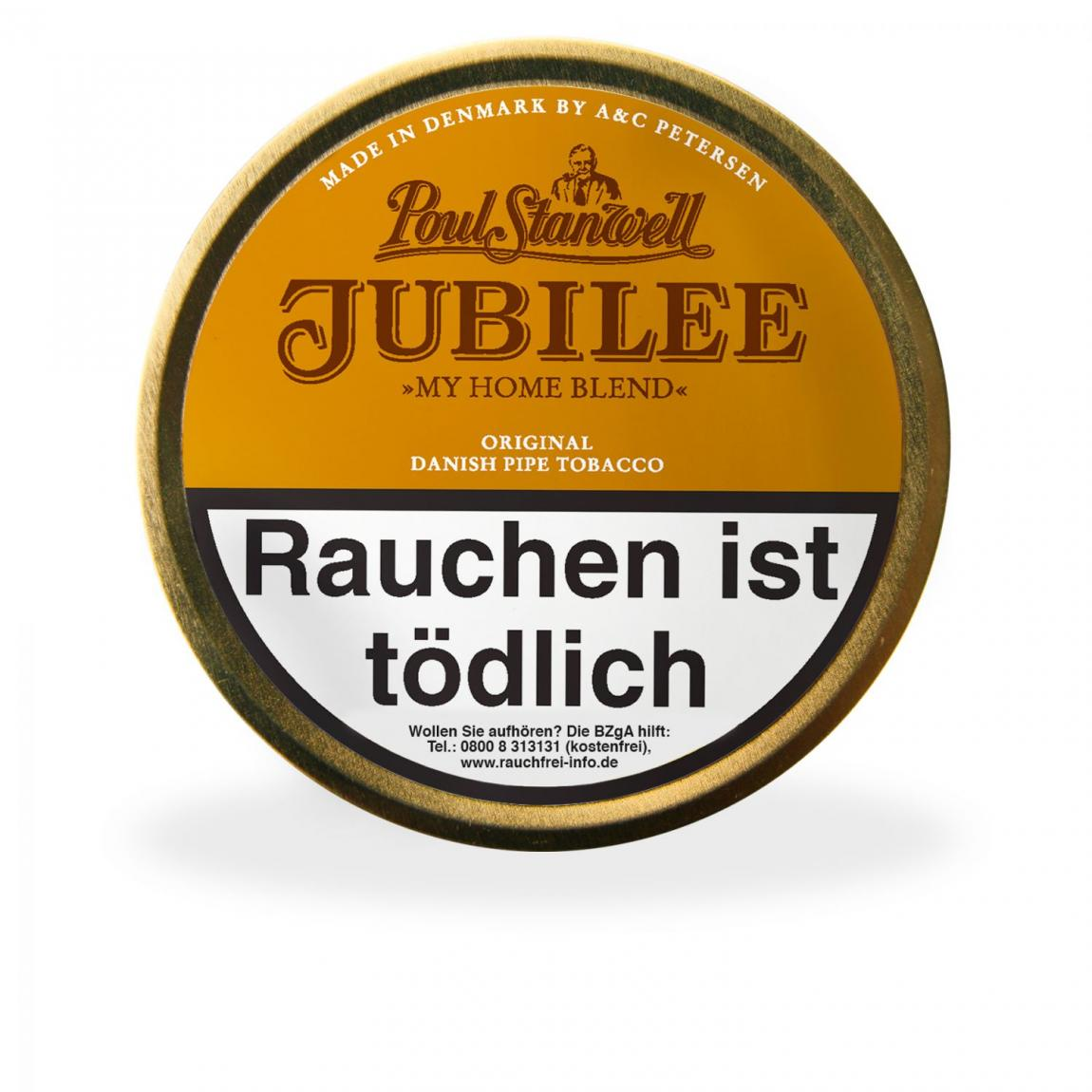 Poul Stanwell Jubilee »My Home Blend«