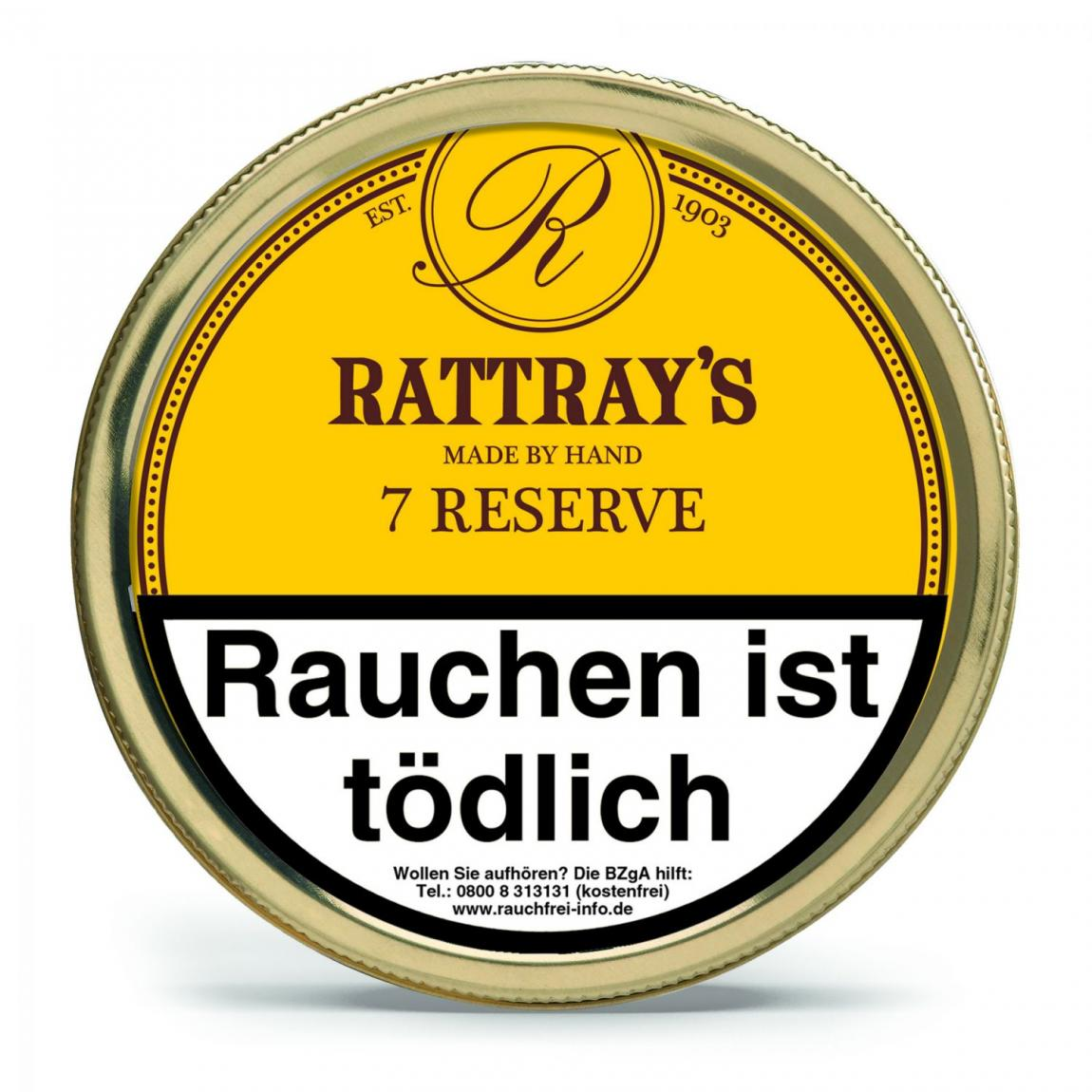 Rattray's 7 Reserve 50g Dose
