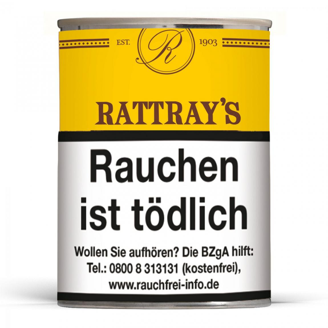 Rattray's 7 Reserve 100g Dose