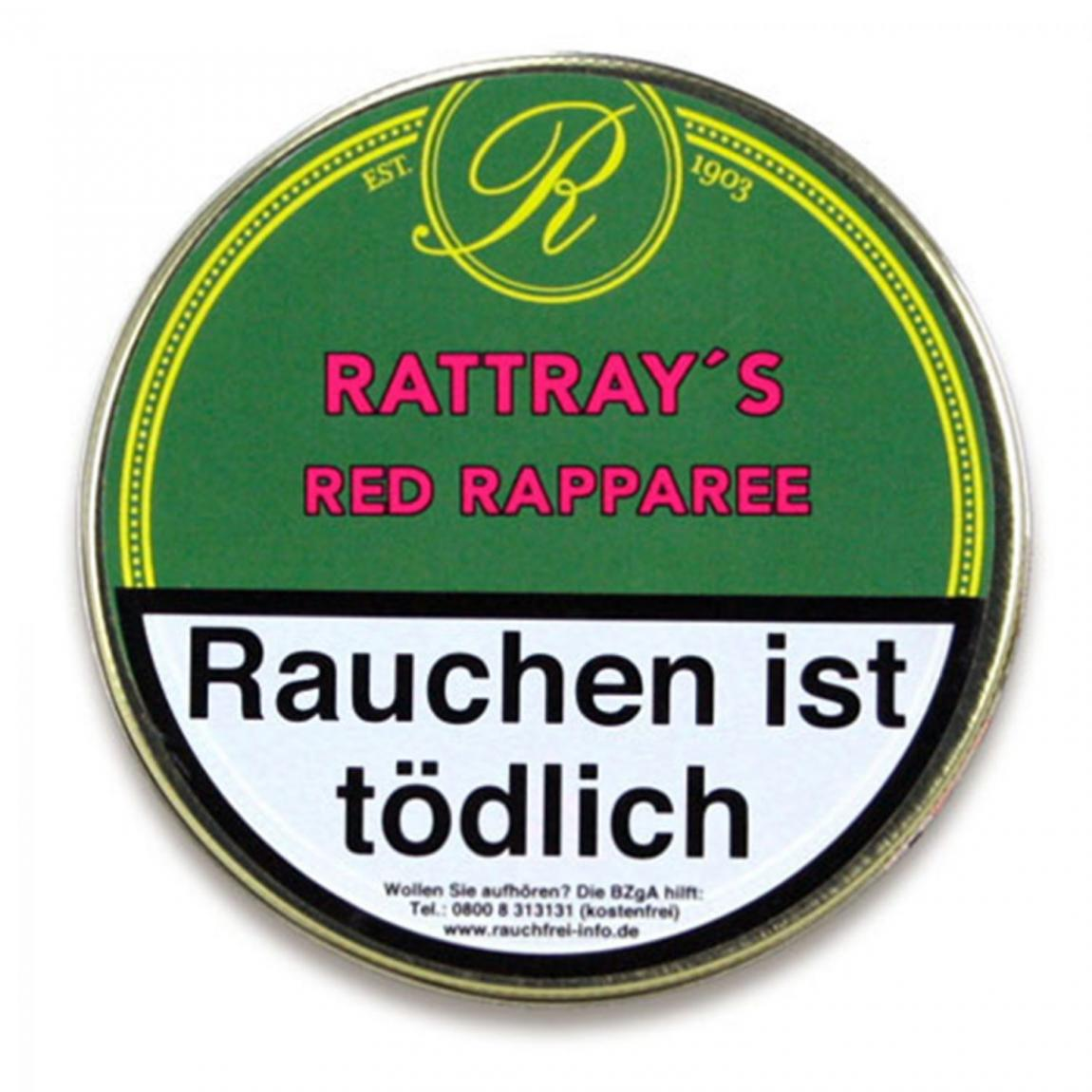 Rattray's Red Rapparee 50g Dose