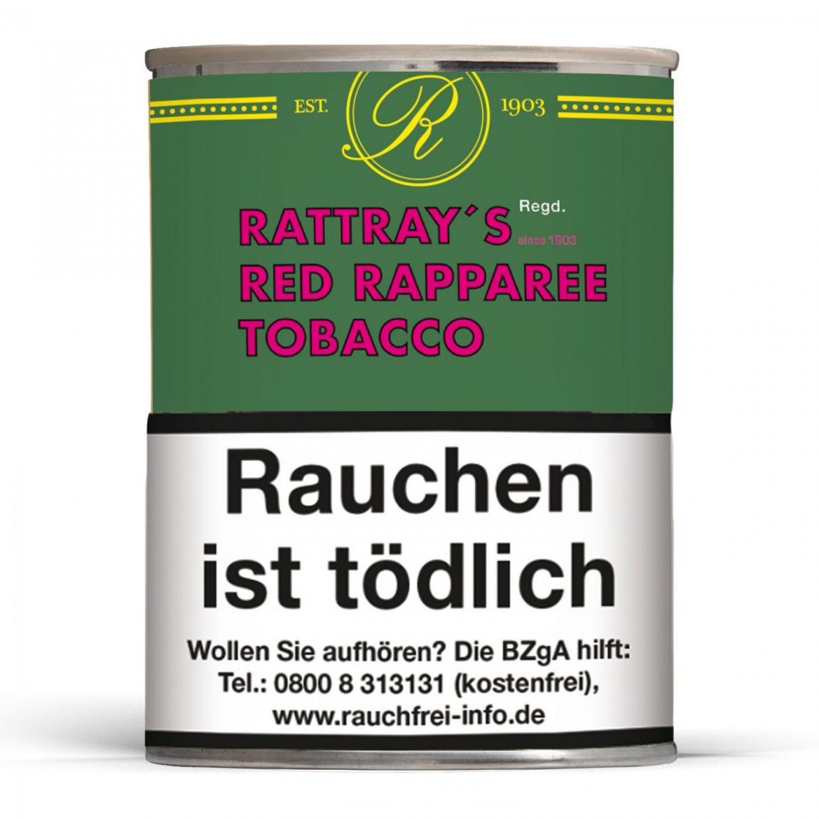 Rattray's Red Rapparee 100g Dose