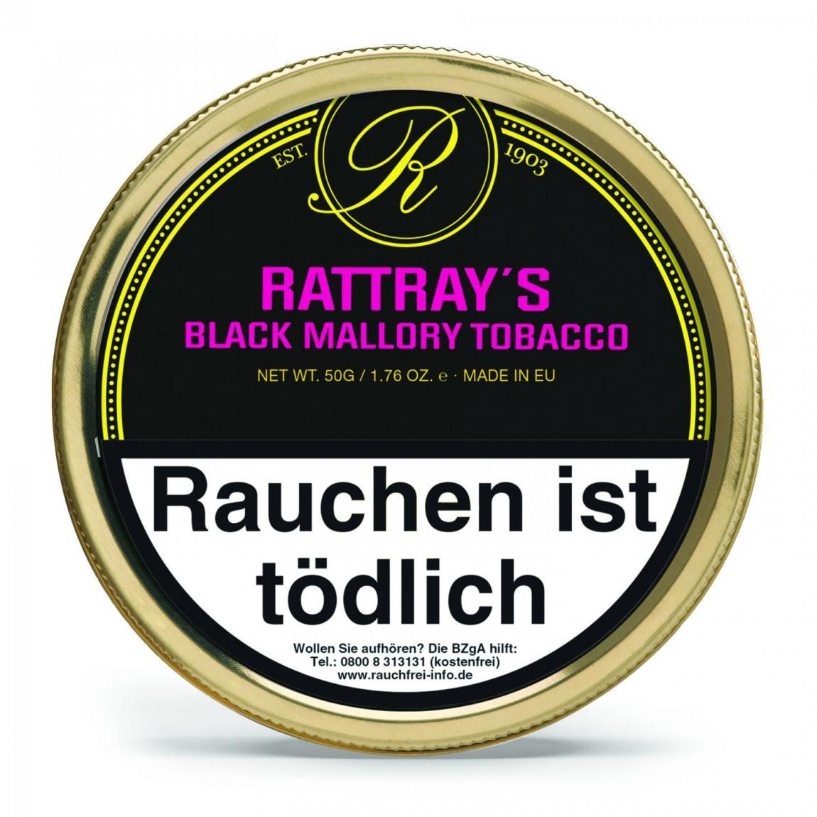 Rattray's Black Mallory 50g Dose