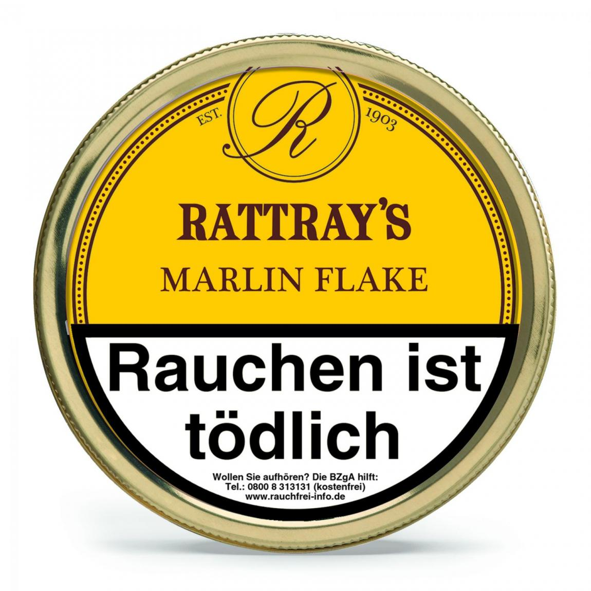 Rattray's Marlin Flake 50g Dose