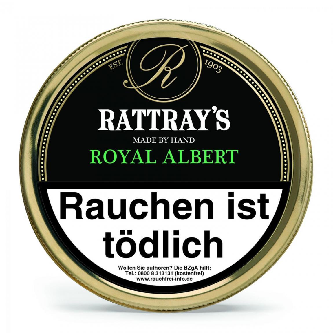 Rattray's Royal Albert 50g Dose