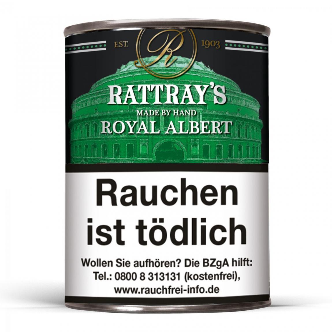Rattray's Royal Albert 100g Dose