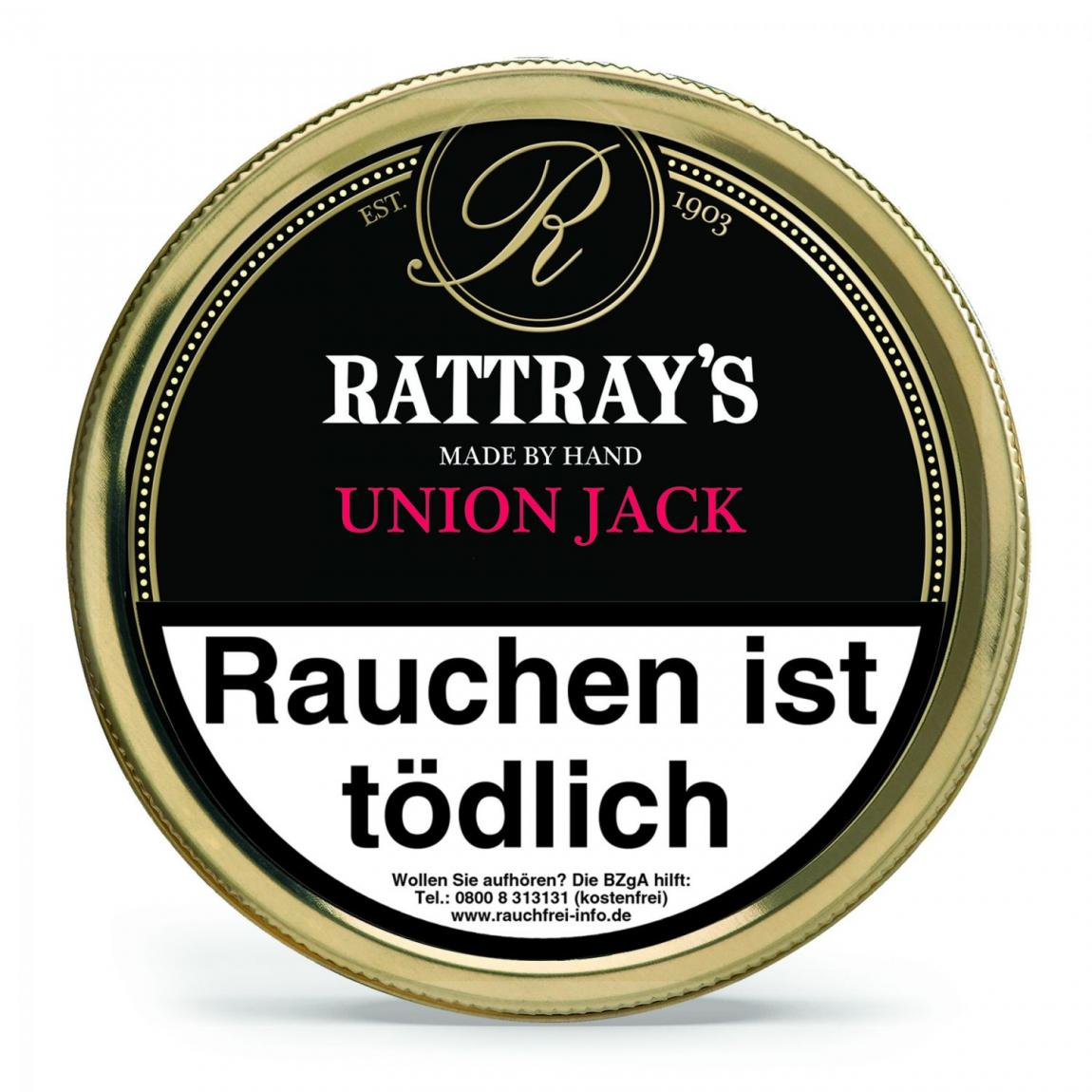 Rattray's Union Jack 50g Dose