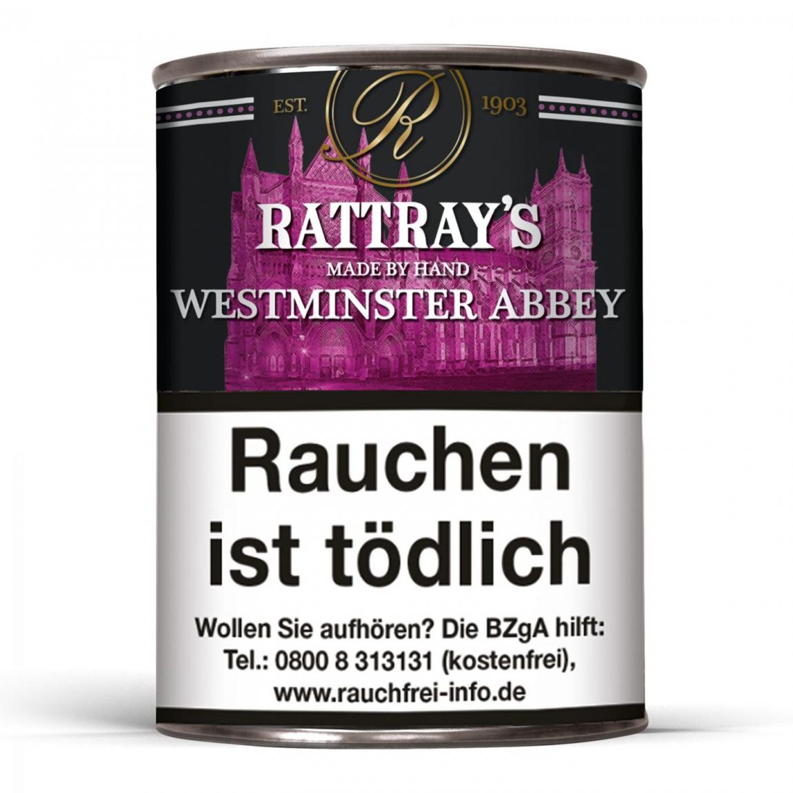 Rattray's Westminster Abbey 100g Dose