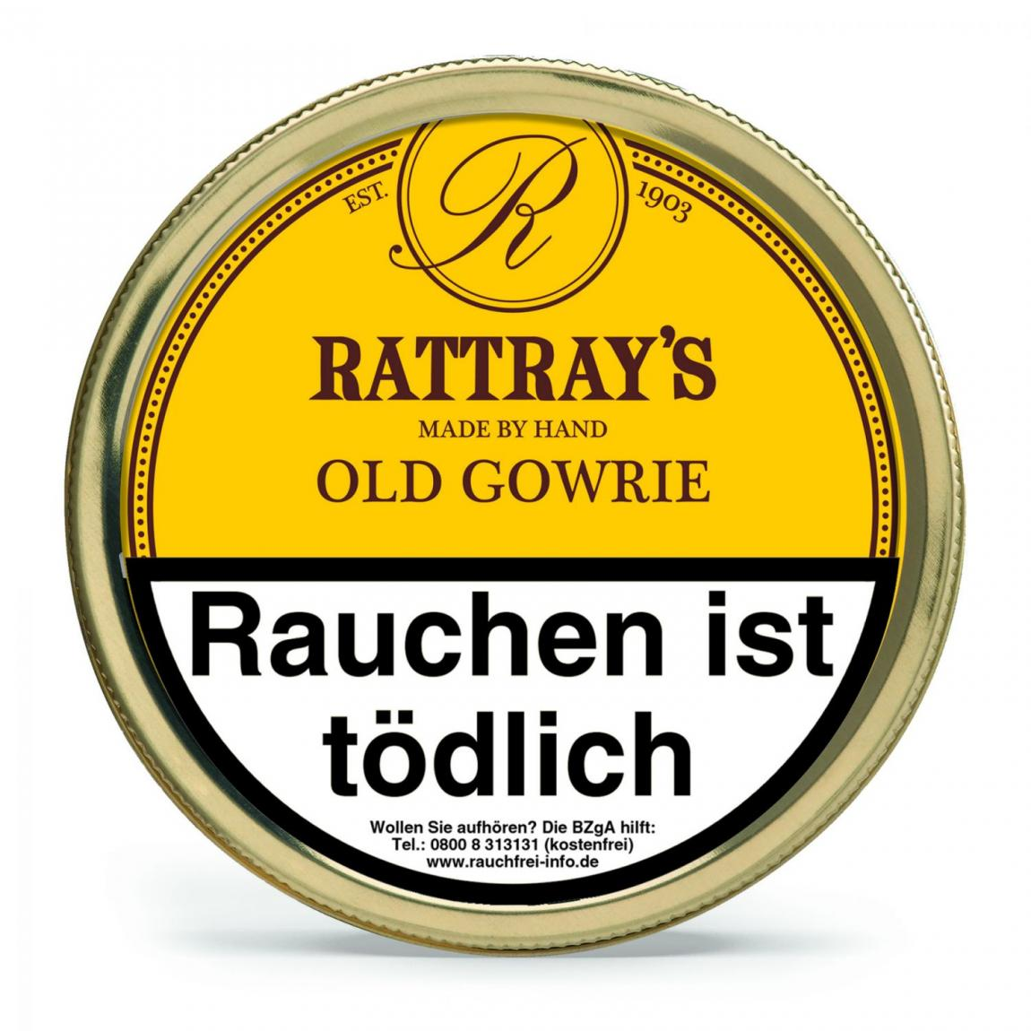 Rattray's Old Gowrie 50g Dose