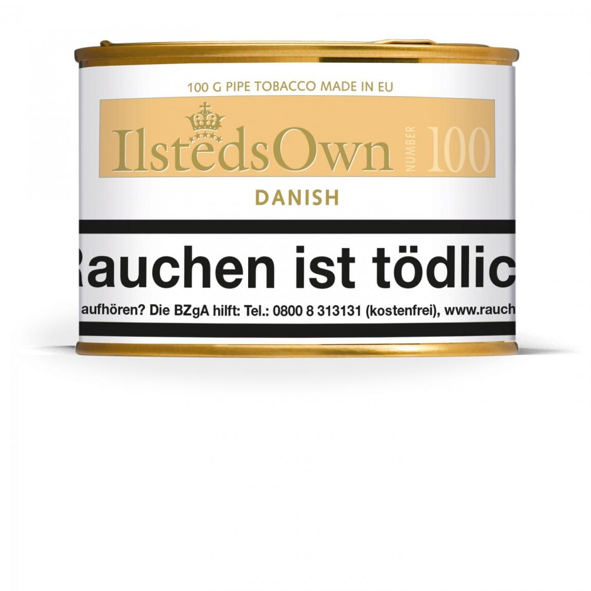Ilsteds Own Mixture No. 100, 100g Dose