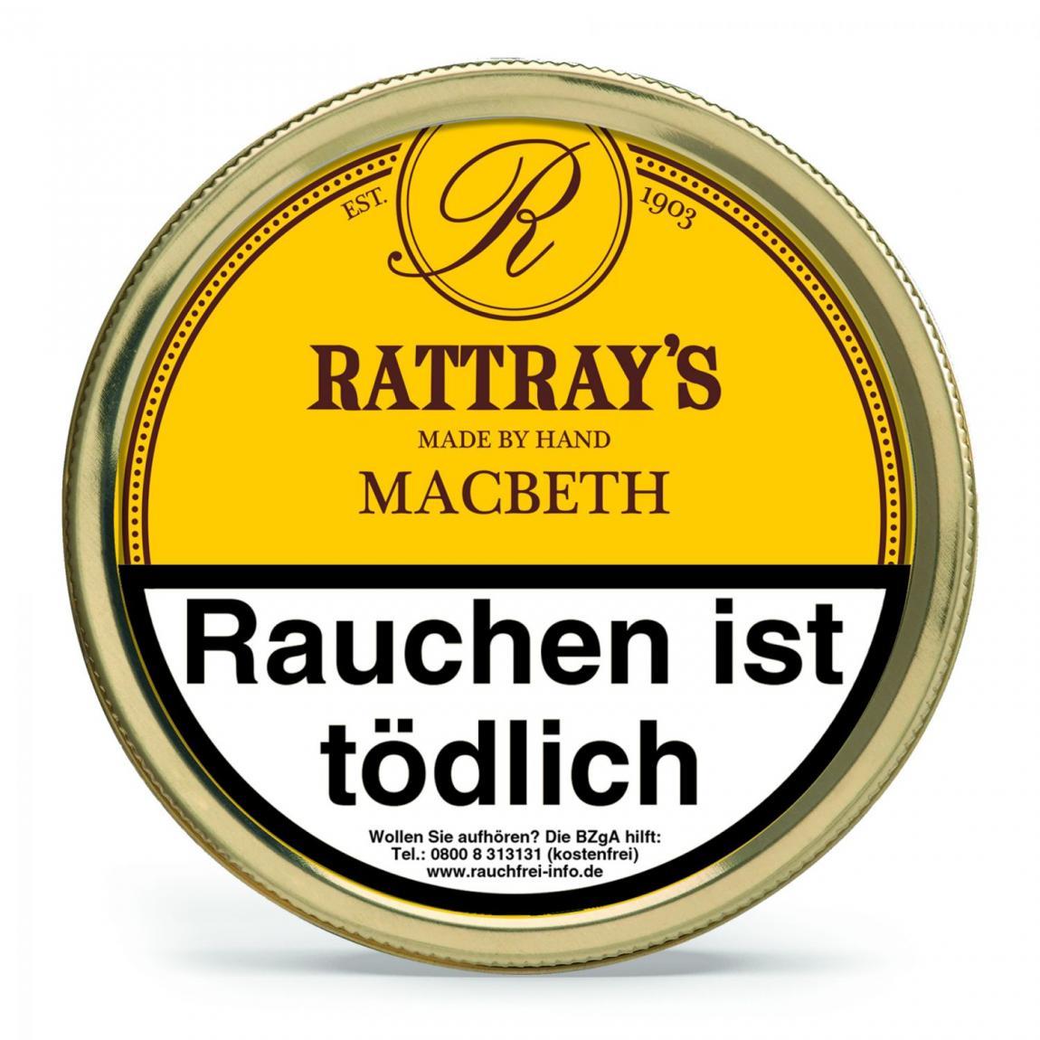 Rattray's Macbeth 50g Dose