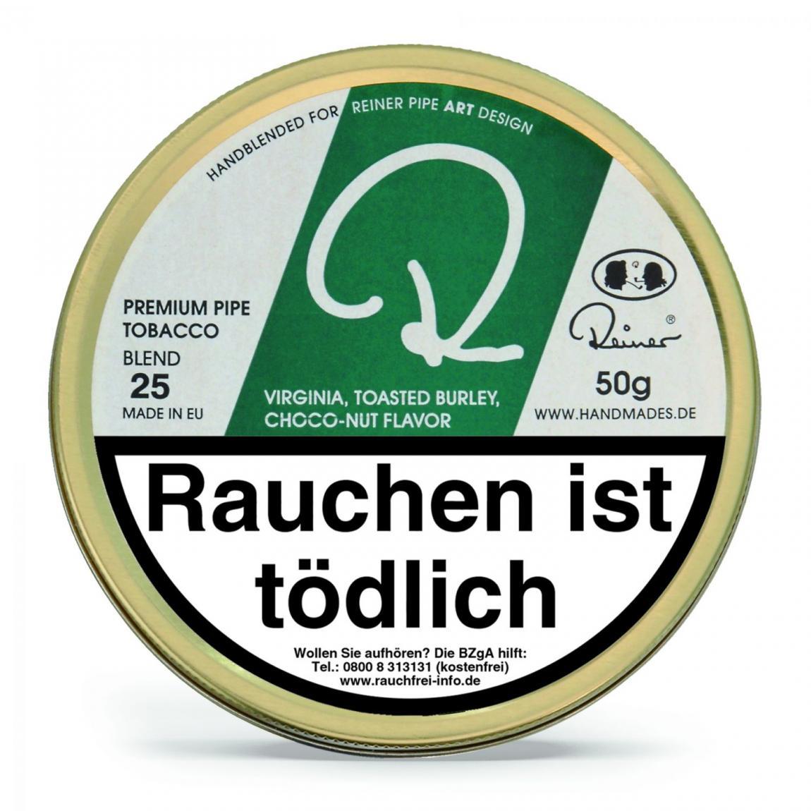 Reiner »Grün Blend« No. 25 50g Dose