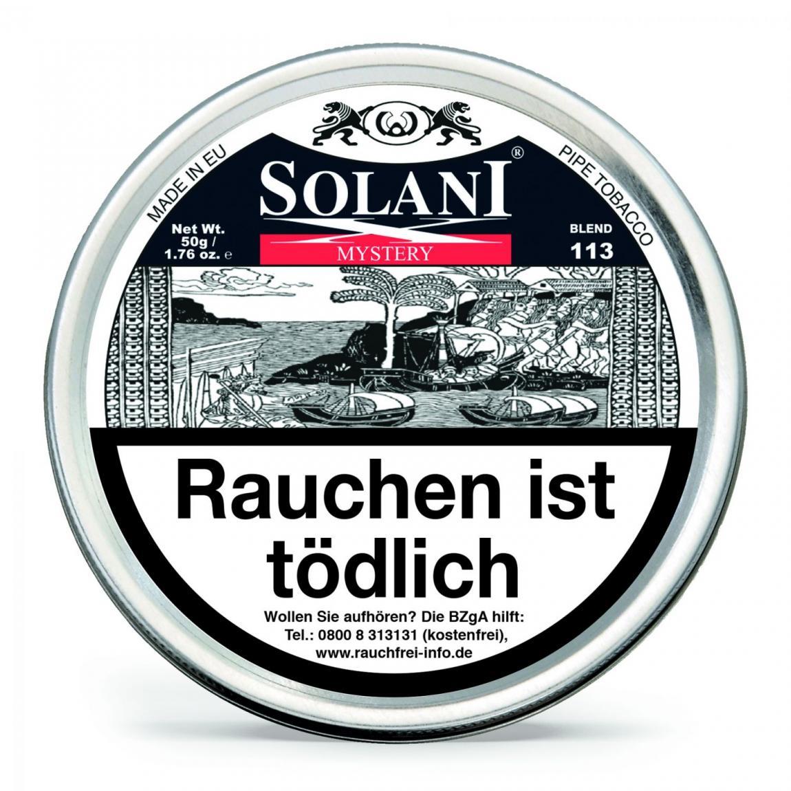 Solani Blend 113 »X Mystery« 50g Dose