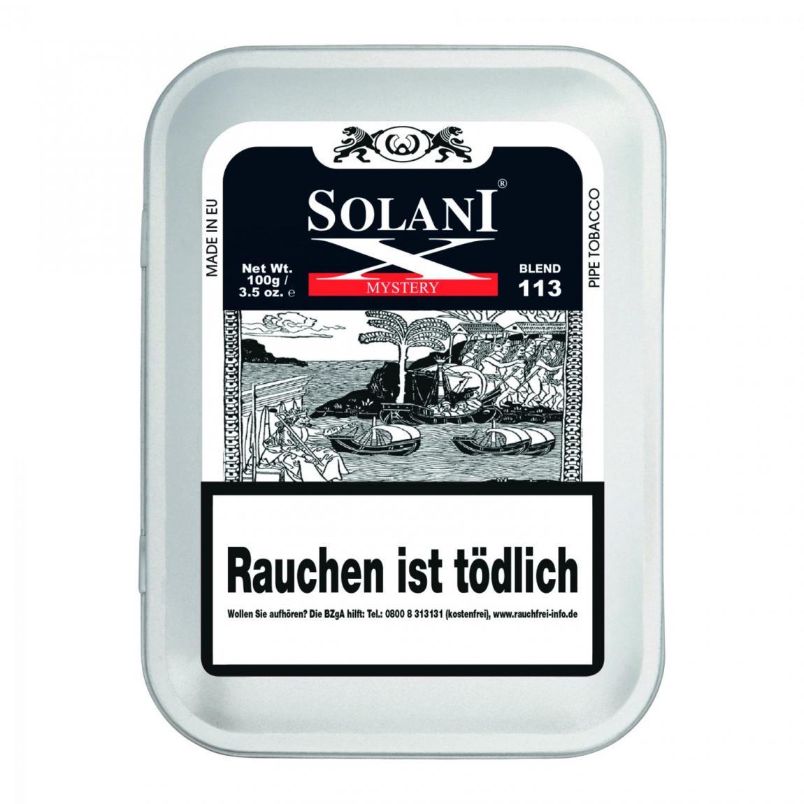 Solani Blend 113 »X Mystery« 100g Dose