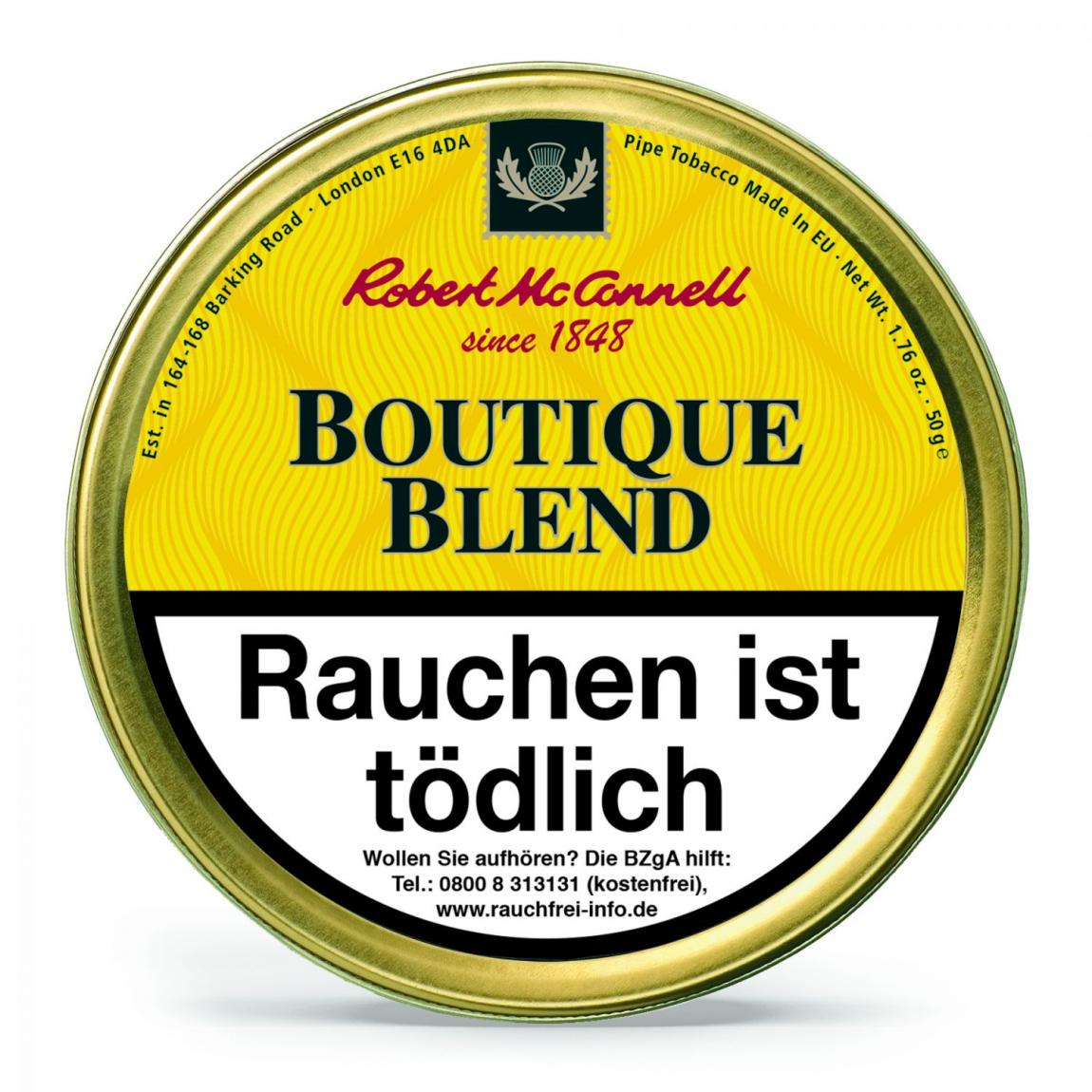 Robert McConnell Heritage »Boutique Blend« 50g