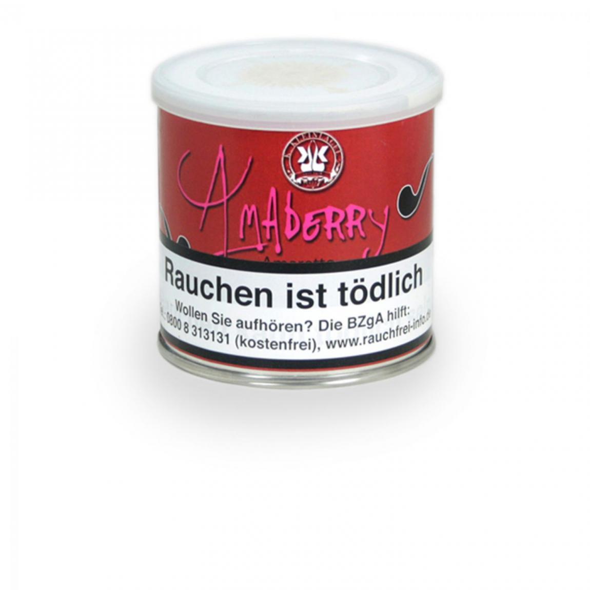Kleinlagel »Amaberry« Amaretto, Waldbeere & Frucht 50g Dose
