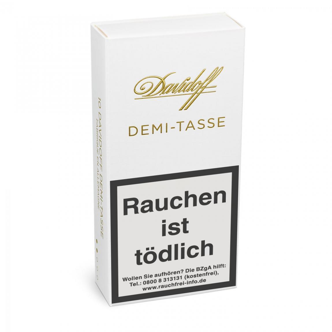 DAVIDOFF Demi-Tasse 10er Schachtel