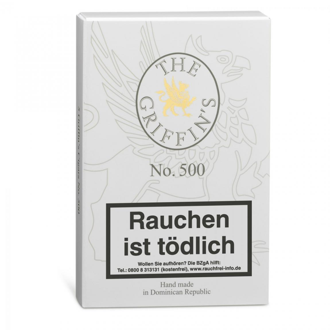 Griffin's No. 500 Tubos 4er Schachtel