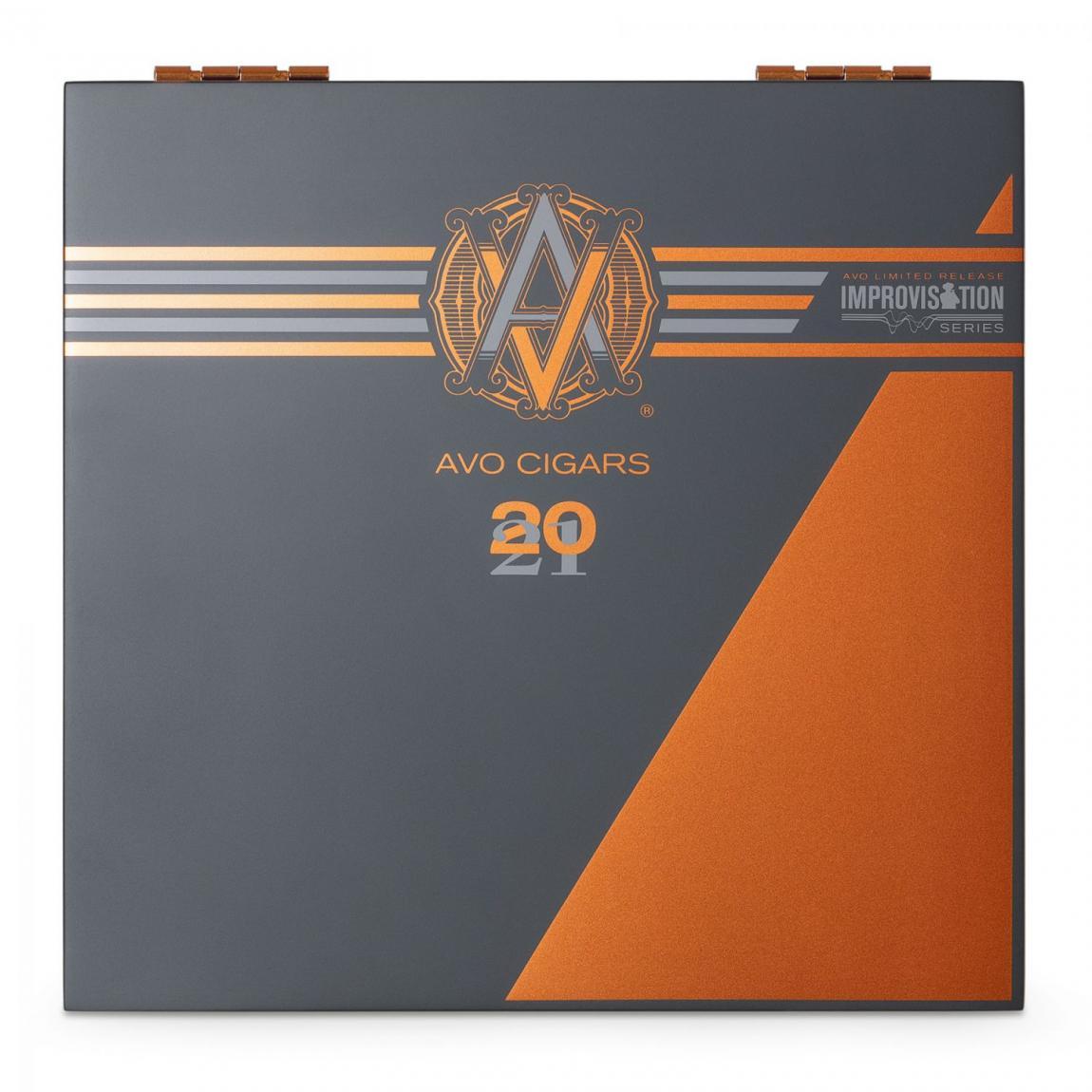AVO Improvisation Series Limited Edition 2021, 20er Kiste