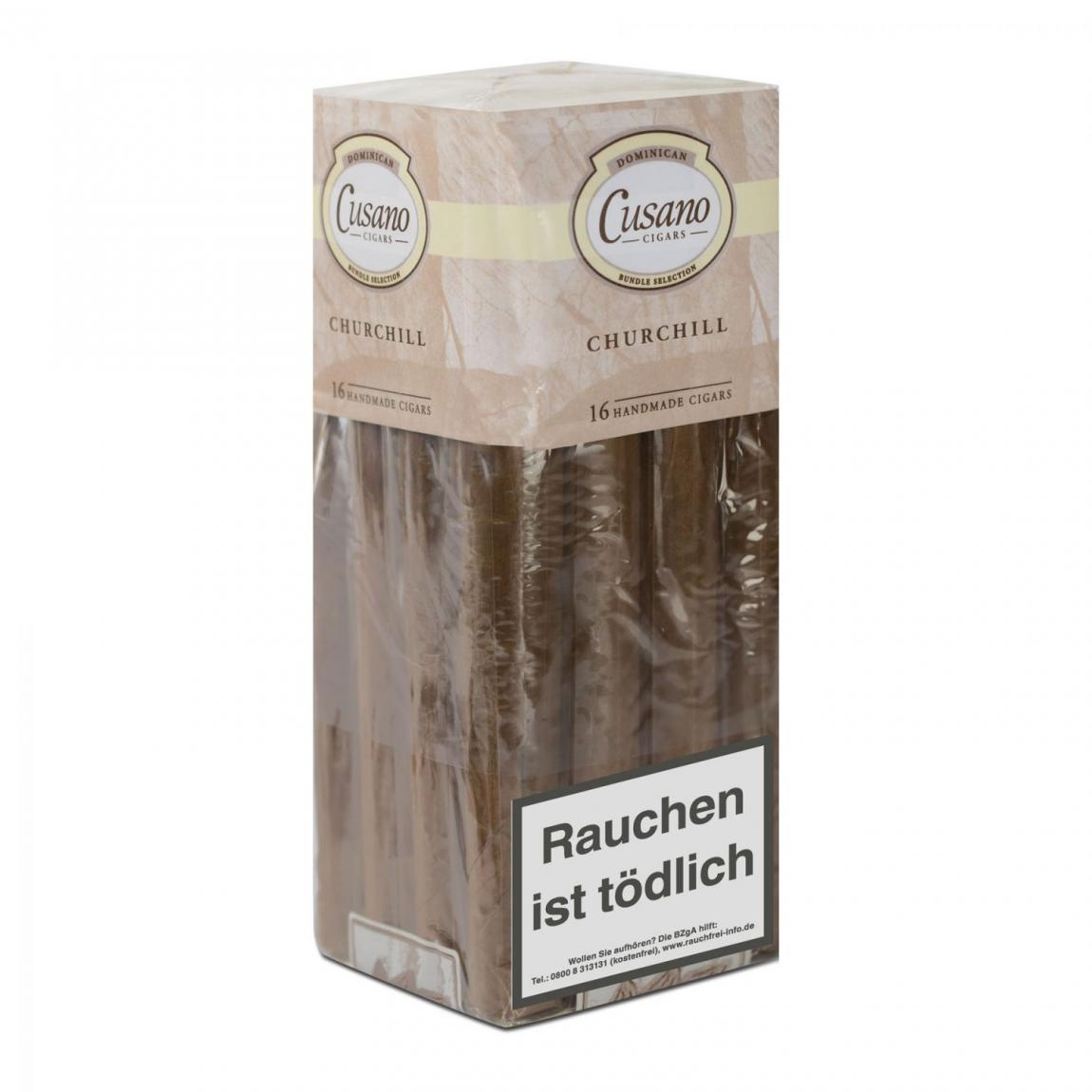 Cusano Bundle Selection Dominican »Churchills« 16er Bundle