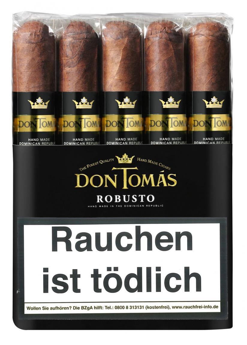 Don Tomás Dominican Robustos 10er Bundle