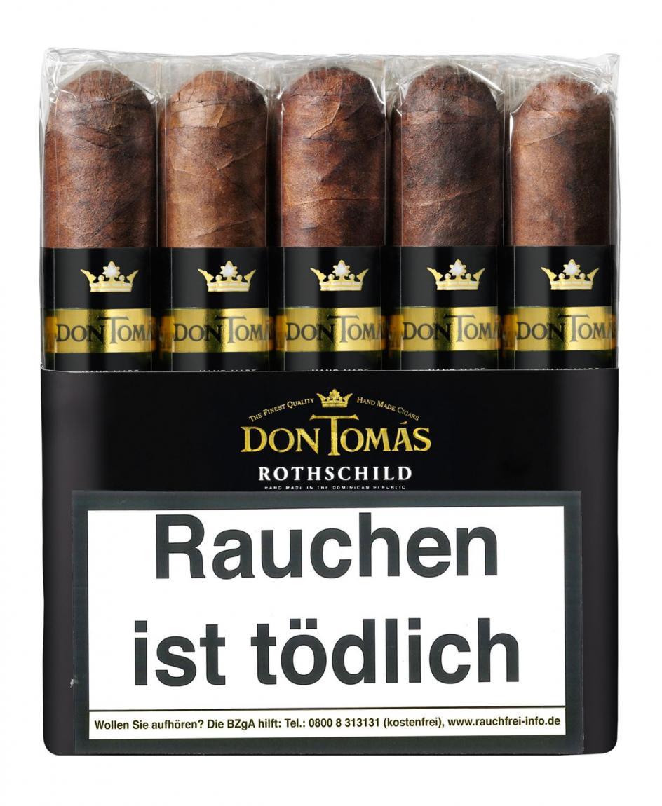 Don Tomás Dominican Rothschilds 10er Bundle