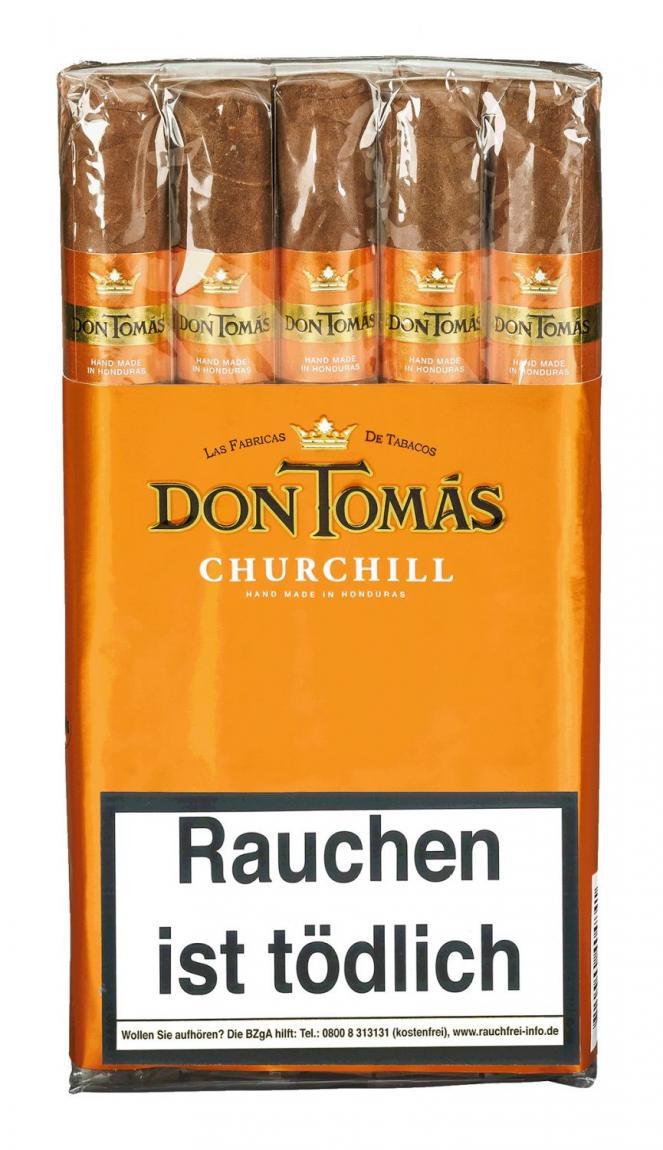 Don Tomás Honduras Churchills 5er Bundle