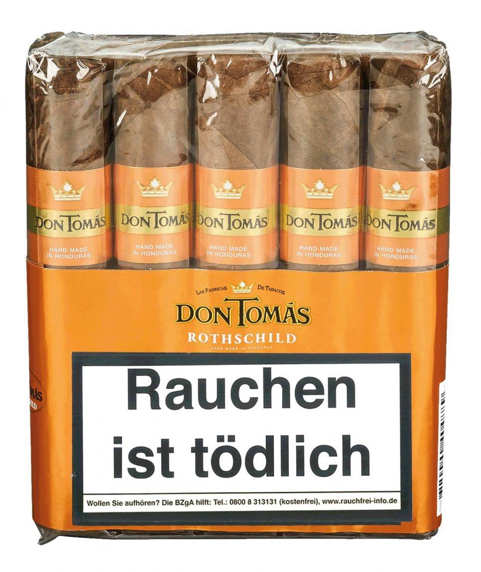 Don Tomás Honduras Rothschilds 5er Bundle