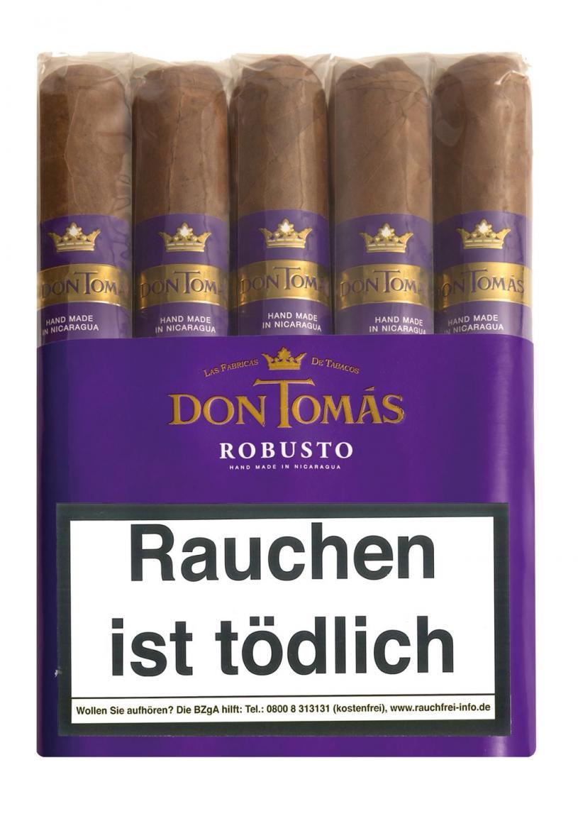 Don Tomás Nicaragua Robustos 10er Bundle