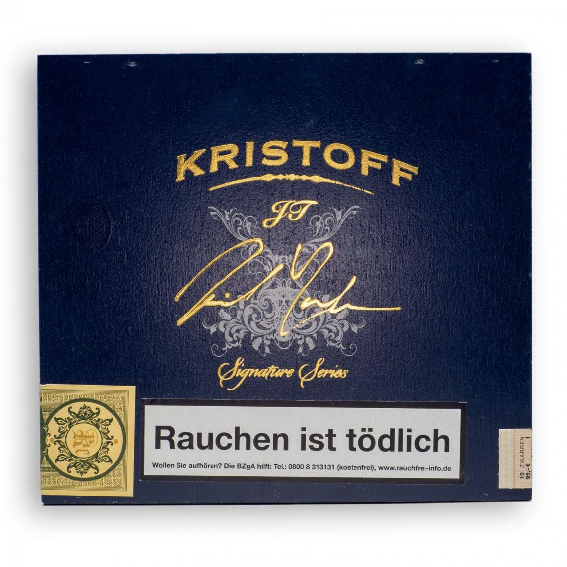 Kristoff»JT Signature« Toro, 10er Kiste