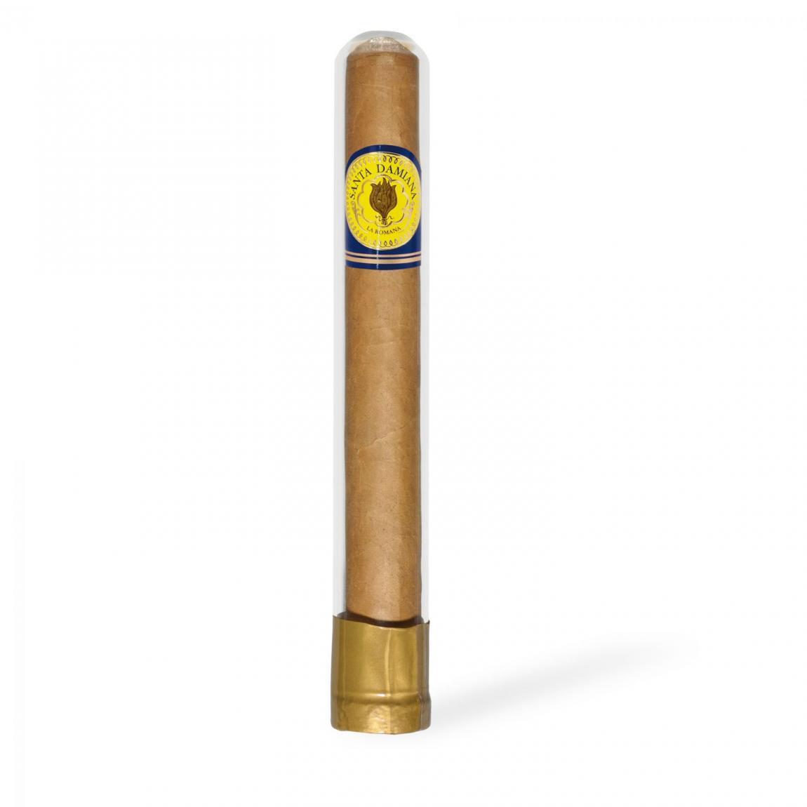 Santa Damiana »Classic« Coronas Glass Tubes 10er Kiste