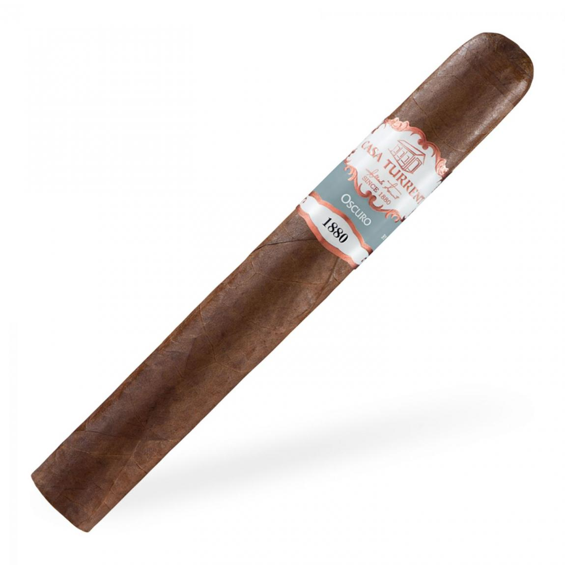 Casa Turrent »Serie 1880« Double Robusto Oscuro