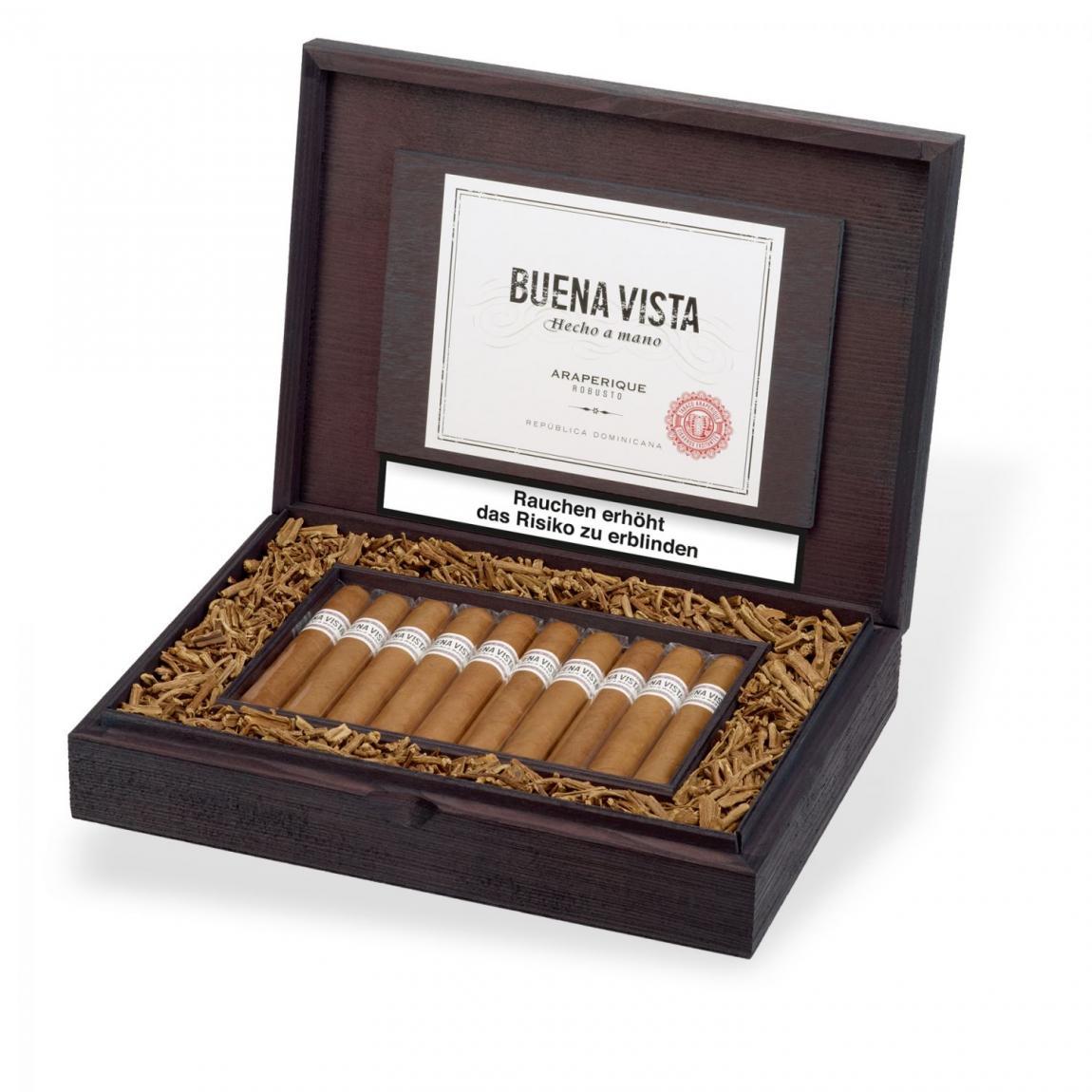 Buena Vista Araperique Robustos 5er Kiste