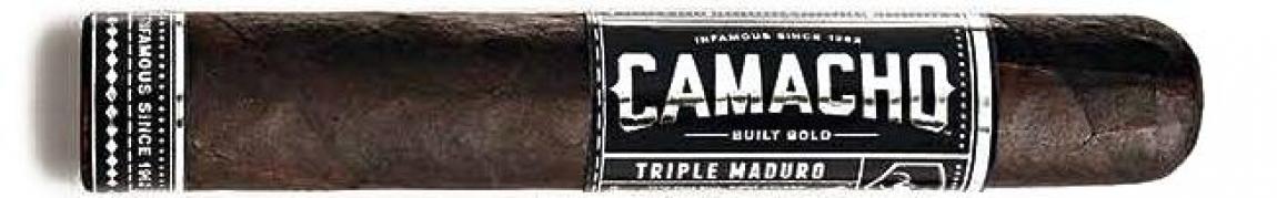 CAMACHO »Triple Maduro« 60/6