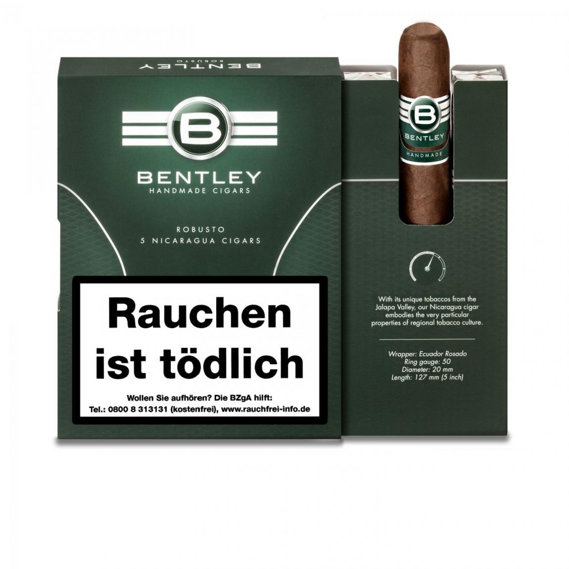 BENTLEY »Robusto« 1er
