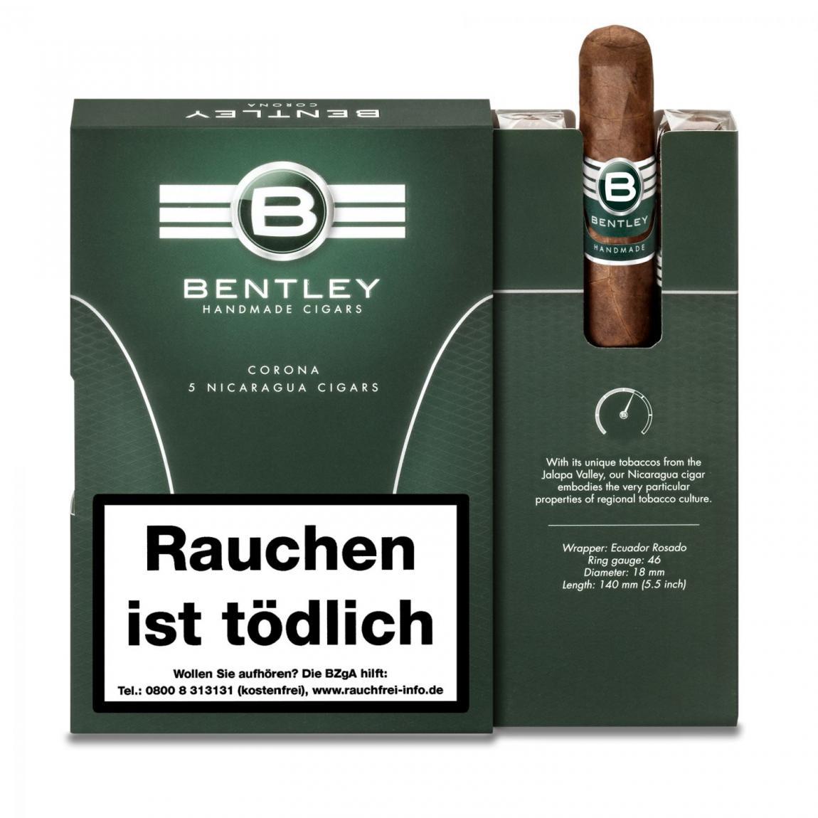 Bentley »Corona« 1er