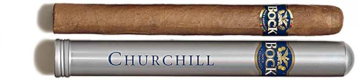 Bock Churchill Tubos 3er Schachtel