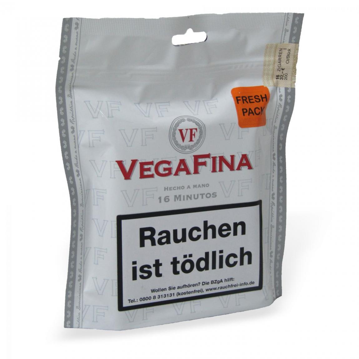 Vega Fina Minutos 16er Fresh-Pack