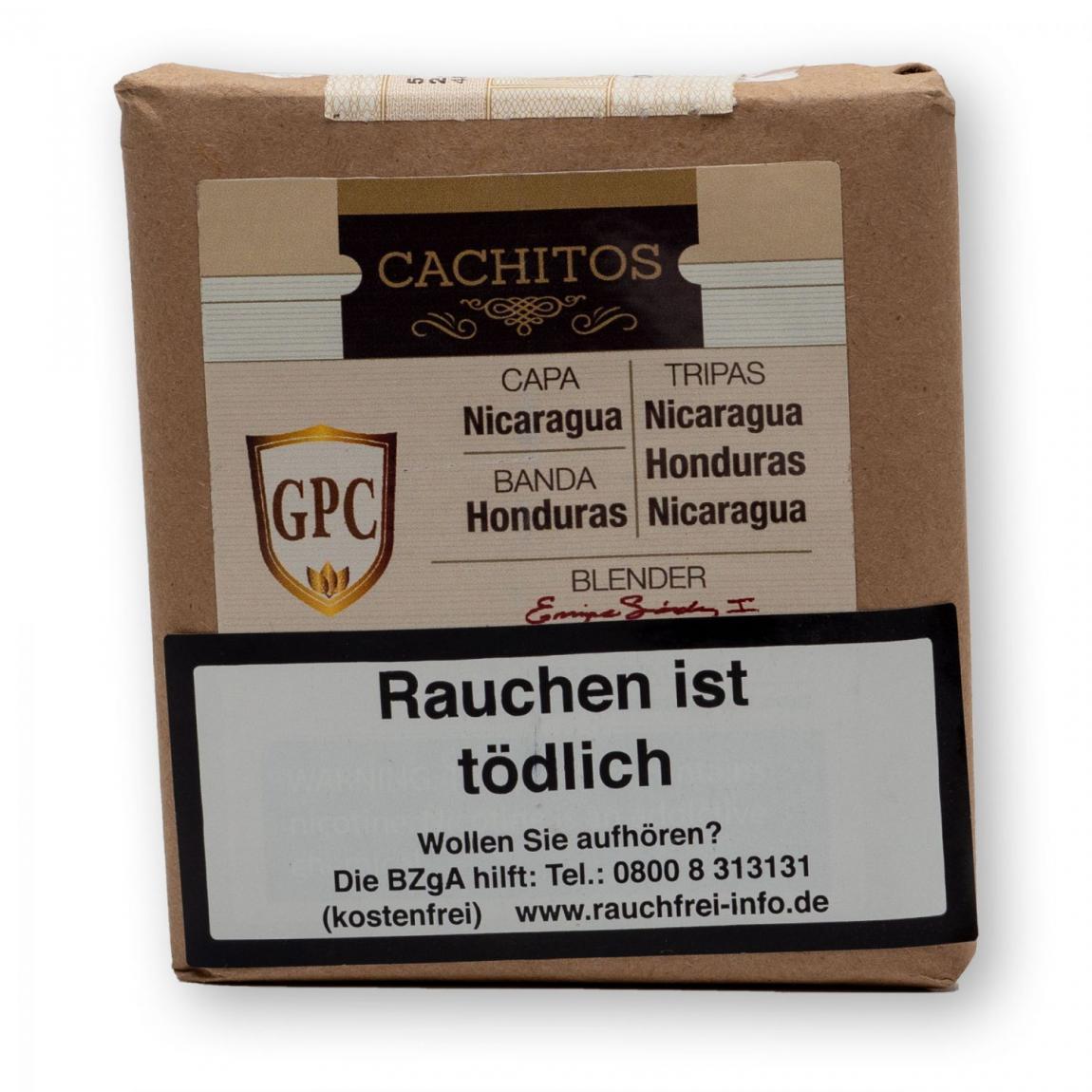 1502 Cachitos Short Robusto, 5er